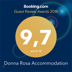 Tropea Accommodation- Booking Award